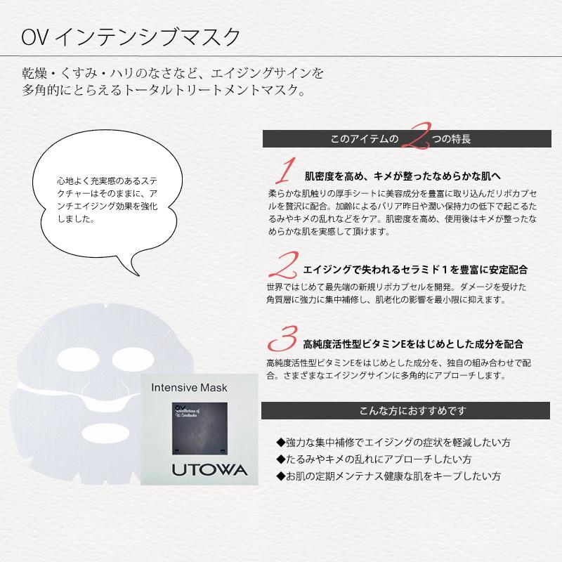 OVのインテンティブマスク