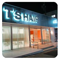 T'sHAIR店舗風景